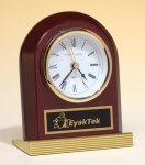 Rosewood Piano Finish Clock Achievement Awards