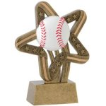 Baseball Stars & Stripes Baseball Trophy Awards