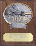 Teamwork Resin Plaque Mount Award Education Trophy Awards