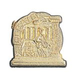 Debate Chenille Pin Education Trophy Awards