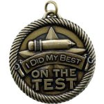 Did My Best On Test Education Trophy Awards