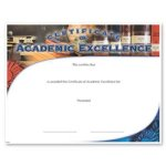 Academic Excellence Education Trophy Awards