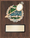 Swimming Resin Plaque Mount Award Gymnastics Trophy Awards