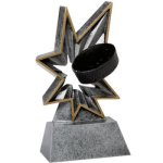 Hockey Bobble Resin Hockey Trophy Awards