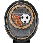 Soccer Resin Oval Soccer Trophy Awards